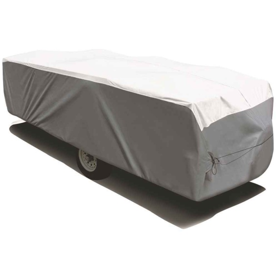Tyvek Tent Trailer Cover 8'1-10'