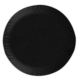 Spare Tire Cover Black Size E