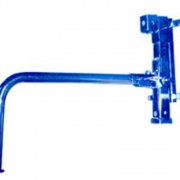 Blue Ox 3 Bike Rack  NT14-5707  - Cargo Accessories - RV Part Shop USA
