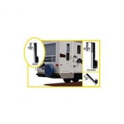 Stromberg-Carlson Universal Rigid Tire Carrier   NT16-0607  - RV Storage - RV Part Shop USA