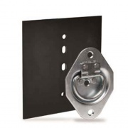 Pacific Cargo Control Oval Light Duty Ring Kit 4290-K  NT16-0686  - Cargo Accessories - RV Part Shop USA