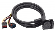 Bargman 90-Deg Fifth Wheel Adapter Harness 9'   NT19-0683  - Fifth Wheel Electrical Cables - RV Part Shop USA