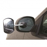 Camco Convex Tow-N-See Mirror Passenger Side  NT23-0386  - Towing Mirrors - RV Part Shop USA