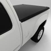 Undercover Classic Tonneau - Black Hard Top With LED Light   NT25-0679  - Tonneau Covers - RV Part Shop USA