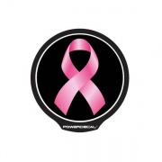 Power Decal Breast Cancer Decal Rpk   NT03-0661  - Auxiliary Lights - RV Part Shop USA