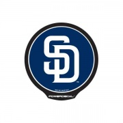 Power Decal Powerdecal San Diego Padres   NT03-1536  - Auxiliary Lights - RV Part Shop USA