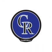 Power Decal Powerdecal Colorado Rockies   NT03-1537  - Auxiliary Lights - RV Part Shop USA