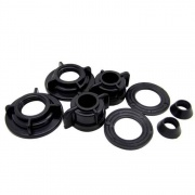 Dura Faucet Mounting Washers & Nuts   NT10-9011  - Faucets - RV Part Shop USA