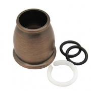 Dura Faucet Spout Nut Replacement Kit   NT10-9016  - Faucets - RV Part Shop USA