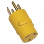Arcon T-One Connector   NT19-1138  - T-Connectors - RV Part Shop USA