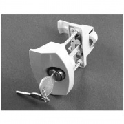 Strybuc WCM Camper Latch w/Key   NT20-0321  - Hardware - RV Part Shop USA