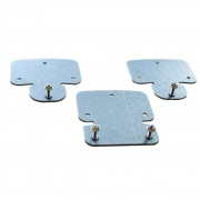 King Controls Tailgater/Quest Removable Roof Mount   NT24-4869  - Satellite & Antennas - RV Part Shop USA
