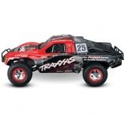 Traxxas Slash:Red/Black M Jnnings 1/10 580341REDBlack  NT25-2199  - Books Games & Toys - RV Part Shop USA