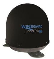 Winegard RoadTrip Mission T4 Satellite TV Antenna Black  NT04-6504  - Satellite & Antennas - RV Part Shop USA