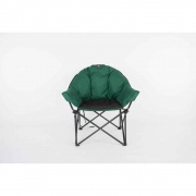 Faulkner Big Dog Bucket Chair Green/Black  NT03-2141  - Camping and Lifestyle - RV Part Shop USA