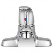 Dura Faucet HD Single Lever Faucet Polished Chrome   NT10-1168  - Faucets - RV Part Shop USA