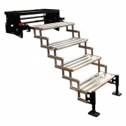 """Torklift 25.5\\"""" Four Step Glowstep Revolution  NT14-1787  - RV Steps and Ladders - RV Part Shop USA"""