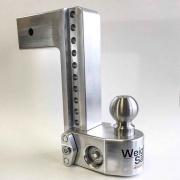 Weigh Safe 10INADJ BALLMOUNT3INSHANK  NT14-1925  - Ball Mounts - RV Part Shop USA