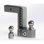 Weigh Safe 8INADJ BALLMOUNT 2.5INSHANK  NT14-1932  - Ball Mounts - RV Part Shop USA