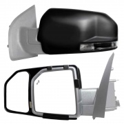 K-Source Snap/Zap Ford F150 2015-16  NT23-0105  - Towing Mirrors - RV Part Shop USA