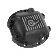 Advanced Flow Engineering Pro Series Rear Differential Cover Black w/ Machined Fins  NT71-3079  - Covers and Pans - RV Part S...