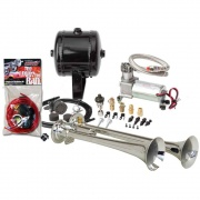 Kleinn Air HK2 DUAL HORN KIT  NT71-3343  - Exterior Accessories - RV Part Shop USA