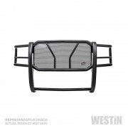 Westin Hdx Gg F150 Black 04-08  NT71-7276  - Grille Protectors - RV Part Shop USA