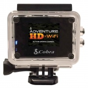 Cobra Electronics Adv HD WiFi Action Cam  NT72-0731  - Observation Systems - RV Part Shop USA