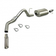 Corsa Exhaust F150 126 145 157WHL BASE  NT79-0377  - Exhaust Systems - RV Part Shop USA