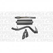 Corsa Exhaust CATBACK 2014 GMC  NT79-0396  - Exhaust Systems - RV Part Shop USA