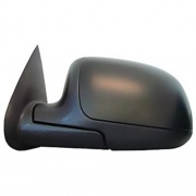 CIPA-USA Mirror Sierra Manual Black Left Hand 99-01  NT25-1868  - Towing Mirrors - RV Part Shop USA