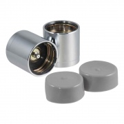 """Curt Manufacturing 1.98\\"""" Bearing Protectors & Covers (2-Pack)  NT72-1751  - Axles Hubs and Bearings - RV Part Shop USA"""