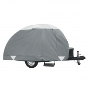 Classic Accessories Polypro III Deluxe Teardrop Travel Trailer Cover   CP-CL0065  - R-Pod/Teardrop Covers - RV Part Shop USA