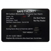 Safe-T-Alert Safe T Alert Smoke/Fire Alarms  CP-MT0840  - Safety and Security - RV Part Shop USA