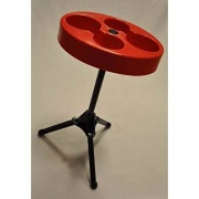 Fleming Sales Tailgate-Mate Table Red   NT06-7880  - Camping and Lifestyle - RV Part Shop USA