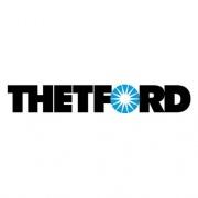 White Thetford 94291 4.75 Square Slide-Out