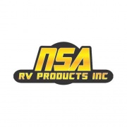 NSA RV Products SAFETY CABLES 12K RATED  NT72-6042  - Tow Bar Accessories - RV Part Shop USA
