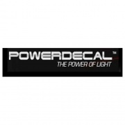 Power Decal Powerdecal San Francisco Giant   NT03-1534  - Auxiliary Lights - RV Part Shop USA