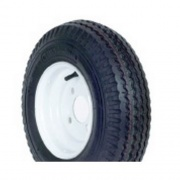 Americana 570-8 Tire C Ply/4H White   NT17-0479  - Trailer Tires - RV Part Shop USA