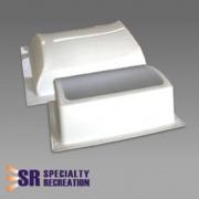 Specialty Recreation 14X22 SKYLIGHT KIT WHITE X-TALL  NT18-8314  - Skylights - RV Part Shop USA