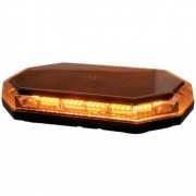 Buyers Products LIGHTBAR,MINI,LED,10-30 VDC,AMBER-P  NT72-7526  - Emergency Warning - RV Part Shop USA