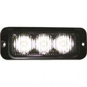 """Buyers Products 3.86\\"""" WHITE LED MINI STROBE (EACH)  NT62-2339  - Emergency Warning - RV Part Shop USA"""