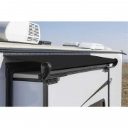"Carefree ALPINE 162\\"" BLCK/BLK TN RL  NT62-2739  - Slideout Awning Components/Parts - RV Part Shop USA"