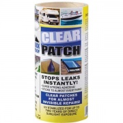 """Cofair Products QUICK ROOF CLEAR PATCH-TAPE 8\\""""X6'  NT13-2341  - Roof Maintenance & Repair - RV Part Shop USA"""