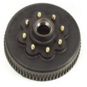 Dexter Axle Hub and Drum Assembly 9/16' Std  NT94-5143  - Axles Hubs and Bearings - RV Part Shop USA