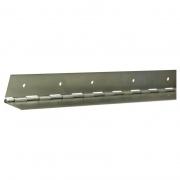 "Elkhart Tool & Die 72\\"" Piano Hinge Punched Aluminum   NT20-0727  - Doors - RV Part Shop USA"