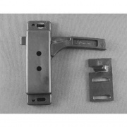 Strybuc Screen Door Lever Latch Handles  CP-SY0155  - Doors - RV Part Shop USA
