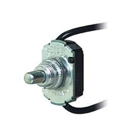 Push Button Switch On/Off Single Pole 3A 125V