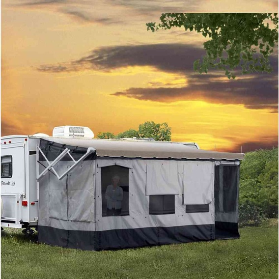 Buy Carefree 291800 Vacation'r Awning Rooms for 18'–19' Awnings - Awning