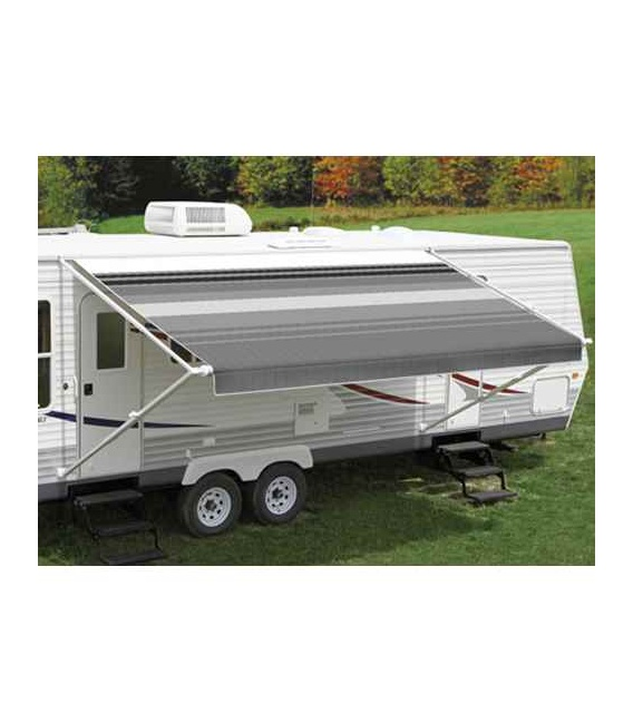 Buy Carefree EA156A00 Fiesta Springload Awning Awning Burgundy Fade 15' -